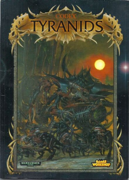 Tyranids Codex Rulebook 2001